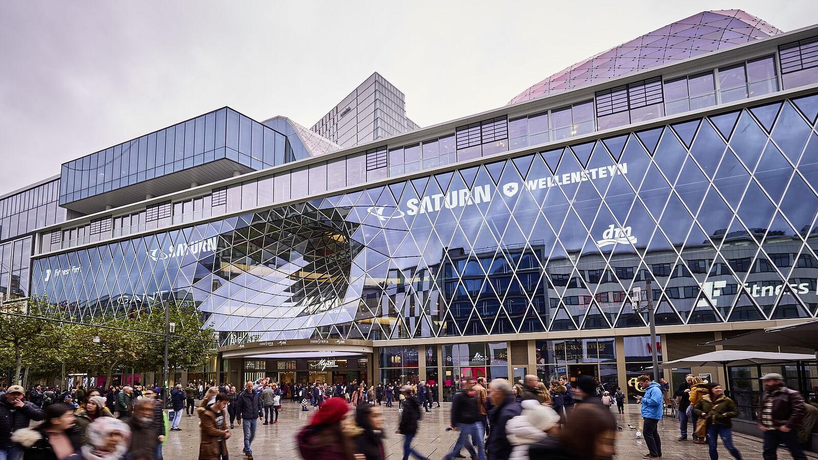 Frankfurt Sonntag Einkaufen