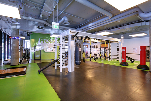 Multi-Marken-Center im Herzen Frankfurts | Fitness First